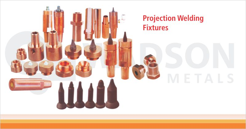 Projection Welding Electrodes Wadson Metals