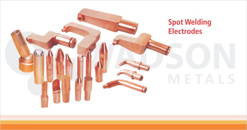 Spot Welding Electrodes Wadson Metals